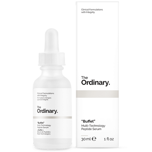 The Ordinary - Buffet: Suero de péptidos - KAFHER Skin Care