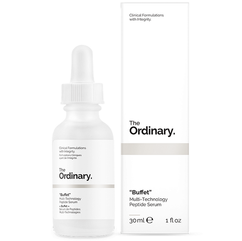 The Ordinary - Buffet: Suero de péptidos