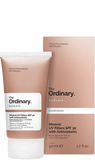 The Ordinary - Filtros minerales UV SPF 30 con antioxidantes - KAFHER Skin Care