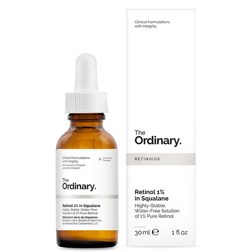 The Ordinary - Solución Retinol Puro 1% - KAFHER Skin Care