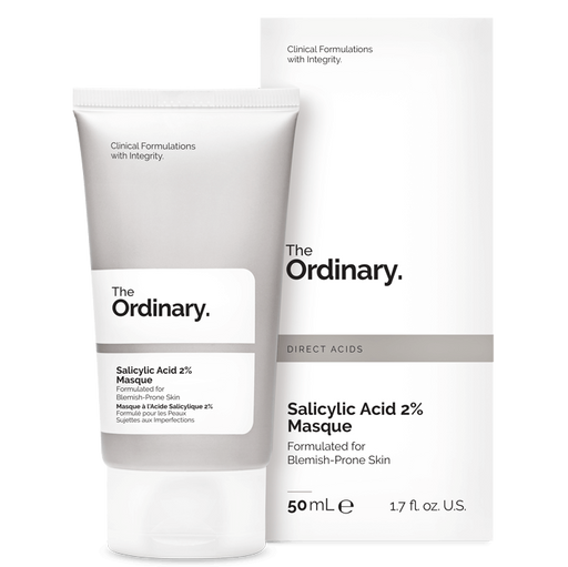 The Ordinary - Ácido salicílico 2% mascarilla - KAFHER Skin Care