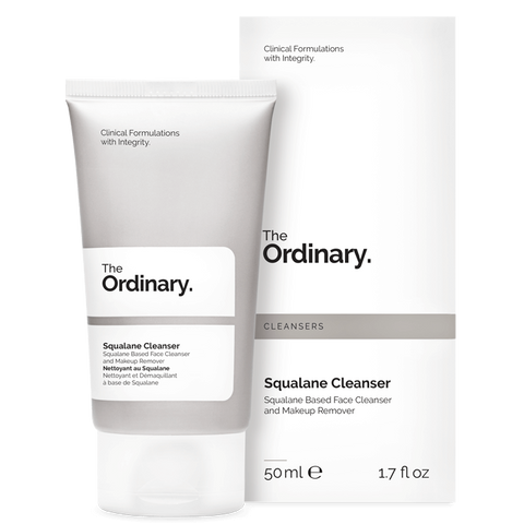 The Ordinary - Limpiador hidratante con Squalane