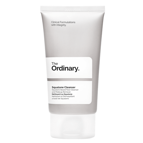 The Ordinary - Limpiador hidratante con Squalane - KAFHER Skin Care