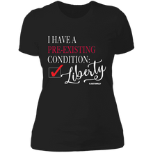 Load image into Gallery viewer, LIBERTY Ladies' Boyfriend T-Shirt