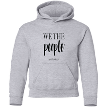 Load image into Gallery viewer, WE THE PEOPLE Youth Pullover Hoodie
