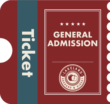 General Admission - Lakeland Orchard