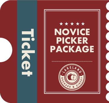 Novice Picker Package - Lakeland Orchard