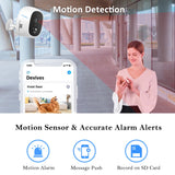 Outdoor Security IP Camera