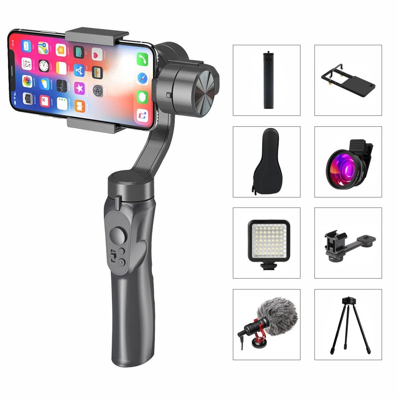 3 Axis Universal Adjustable Handheld Gimbal