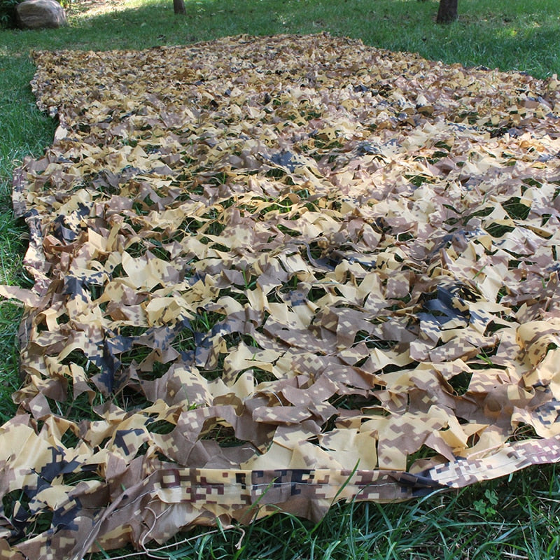 Desert Outdoor Hunting Camouflage Net
