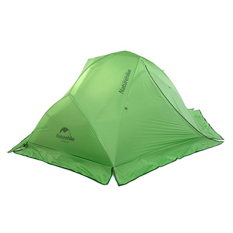 4 SEASON TENT WITH FREE MAT
