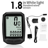 Speedometer Watch LED Digital Rate