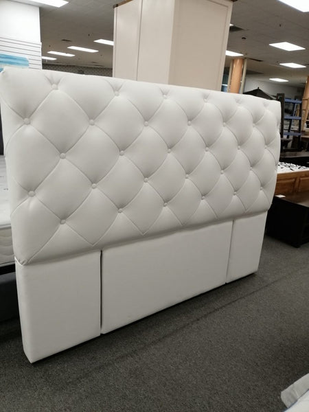 *MG*High Quality PU Leather Headboard, super king by order