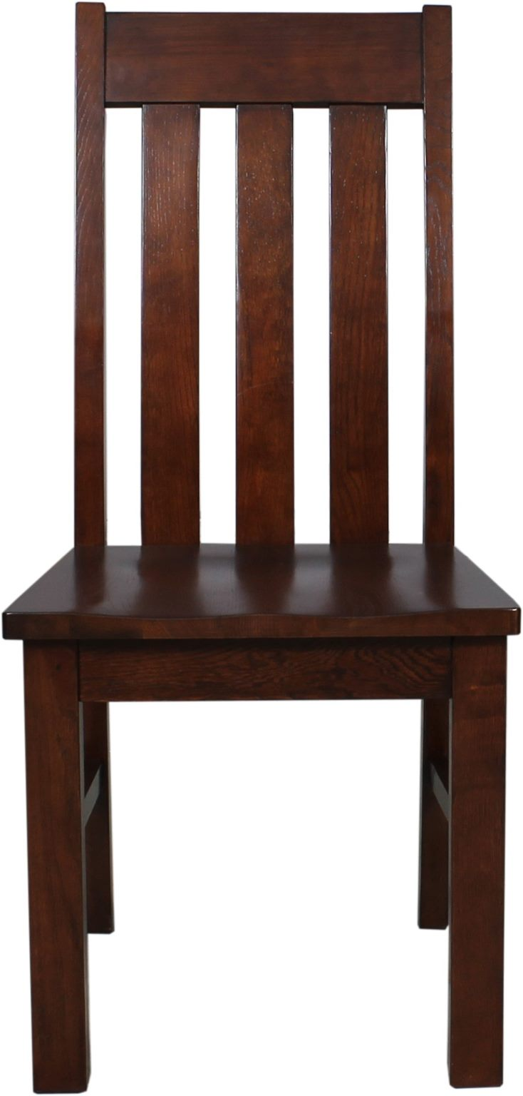 *MG*High Quality 100% Solid Oak Dining Chair, Avail in 2 color