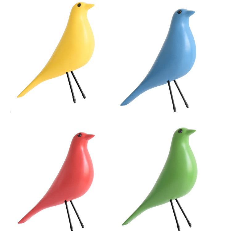 Solid Wood Eames Birds