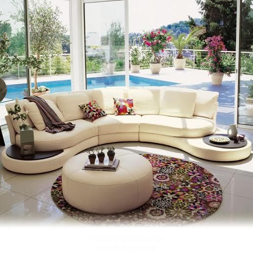 *MG*Italian Leather Lounge Suite F956, *special* by order