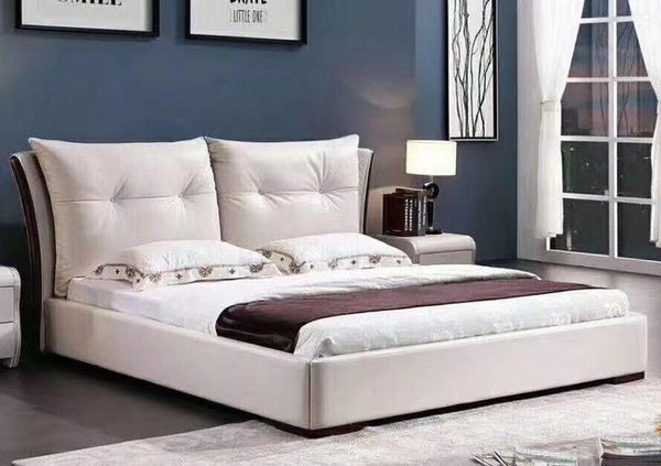 *MG*Great Design Italian Leather Bed Frame #9003, 2 size, 10% off