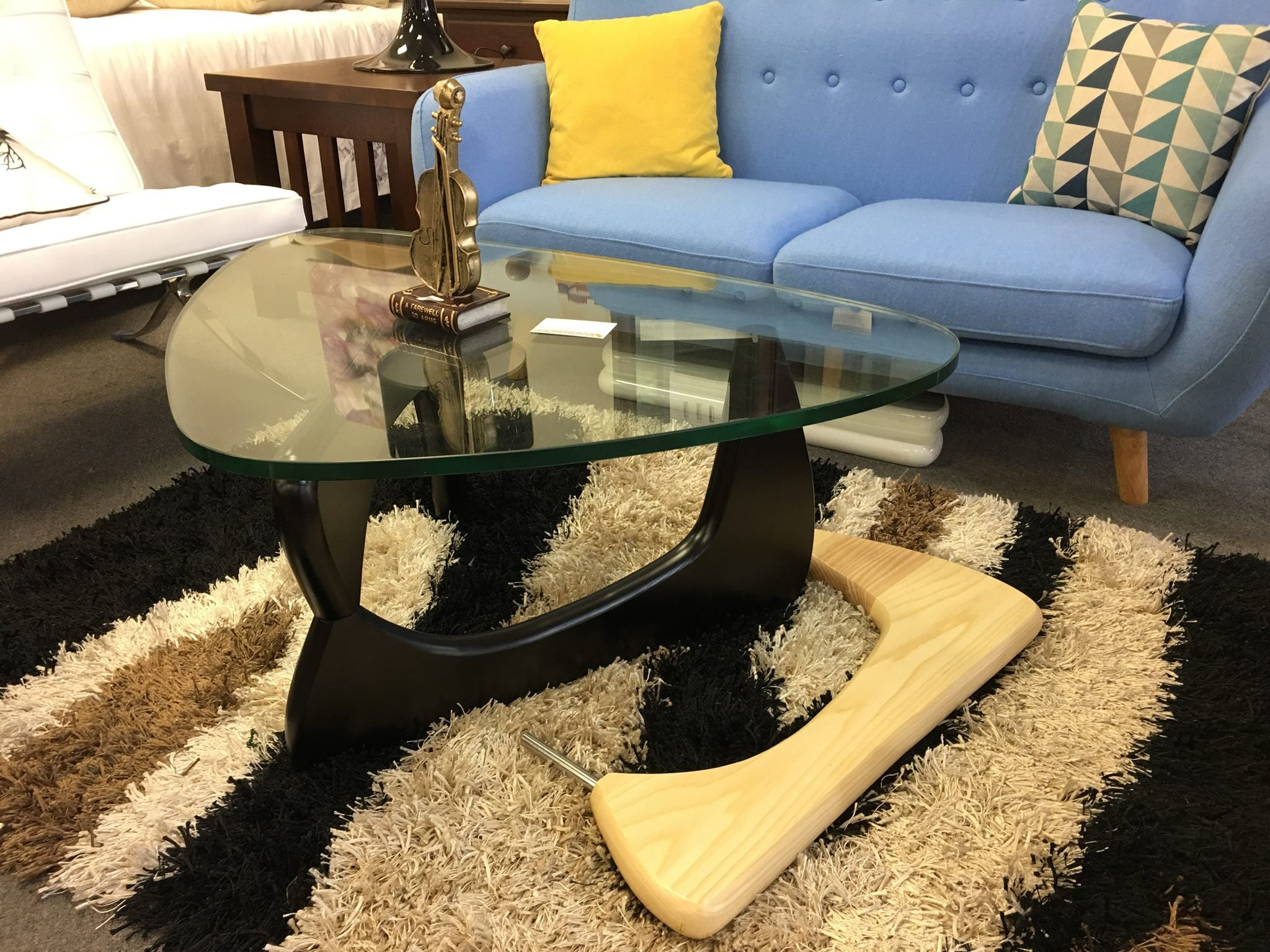 *MG*Noguchi coffee table Small size , 3 color in stock