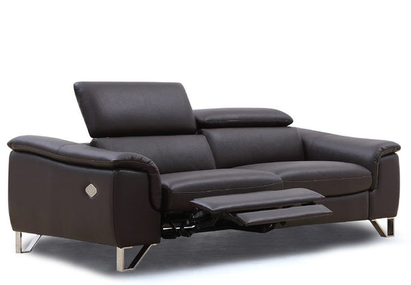 *MG*3+2 Full Genuine Leather Recliner lounge suite #999, in stock
