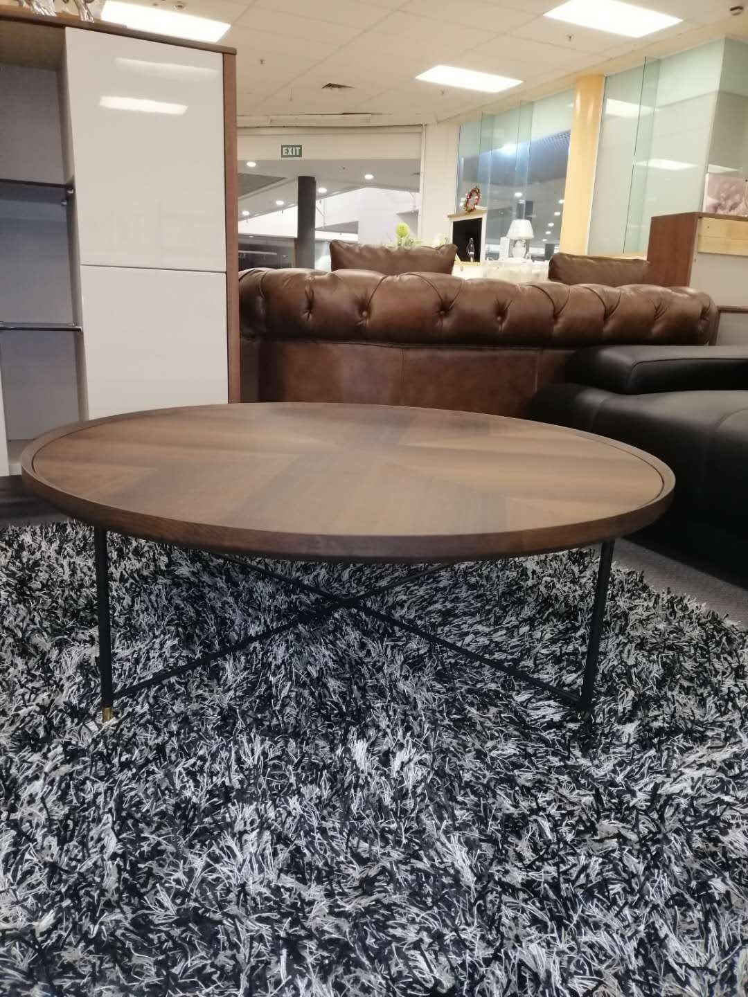 *MG*BRC827A Modern Design Round coffee table Dia110cm, in stock