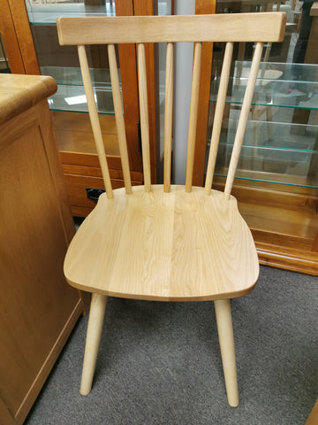 *MG*Solid ash Windsor Chair, 2 color available