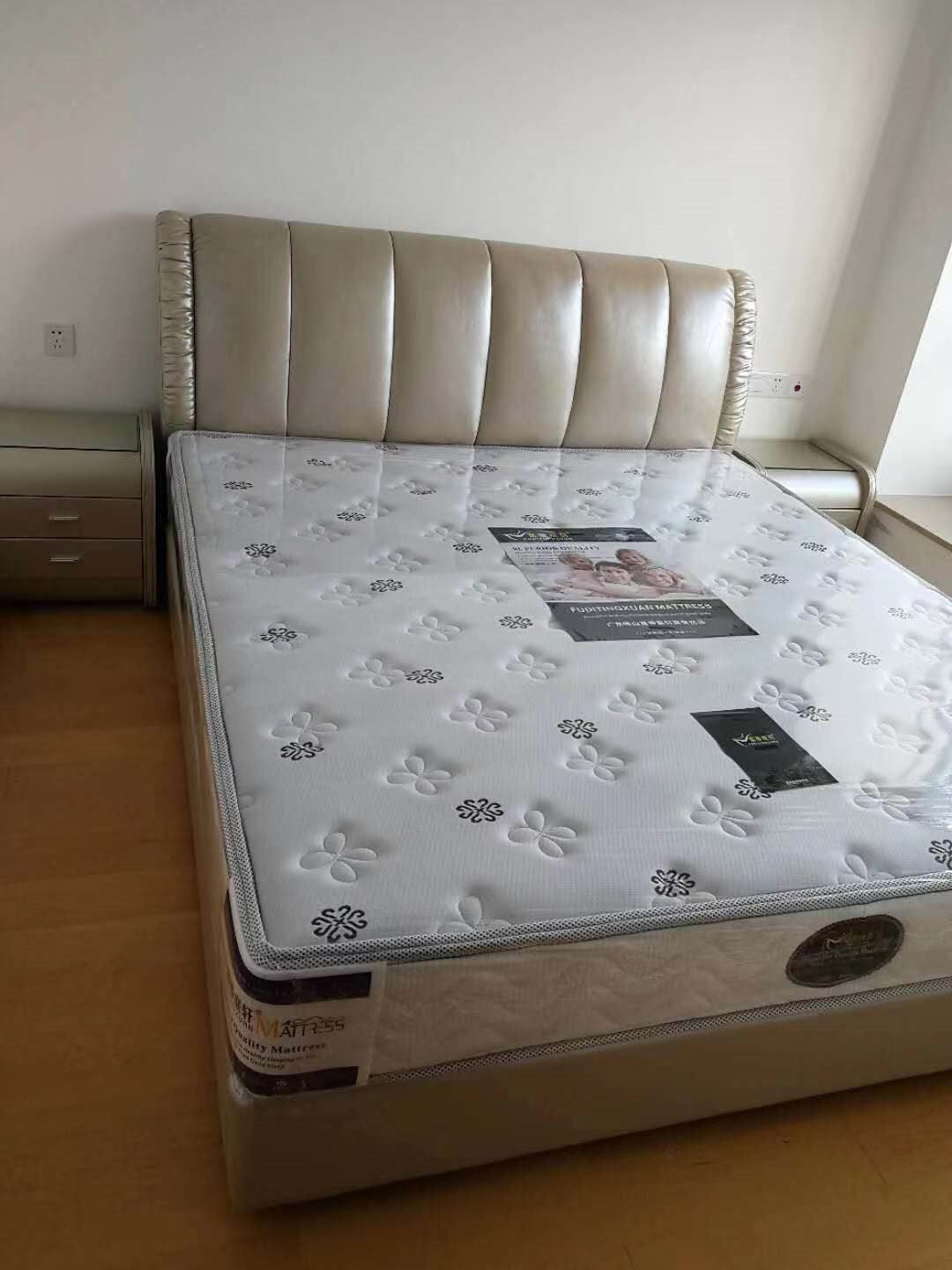 *MG* Washable Very Firm Palm Mattress *5 size in stock