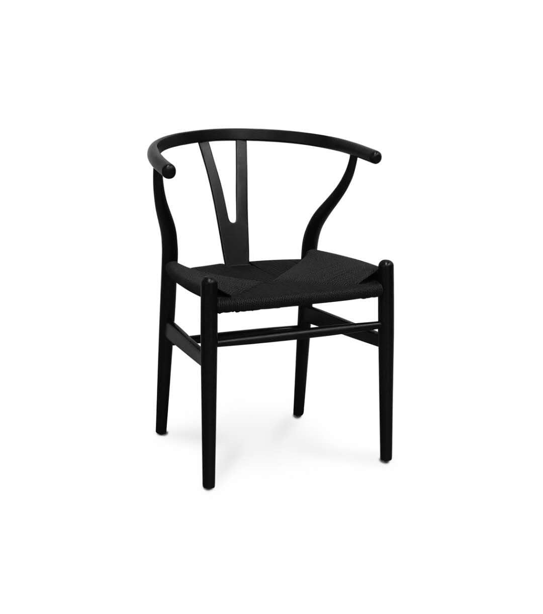 *MG*Replica HANS WISHBONE Dining Chair Solid ASH
