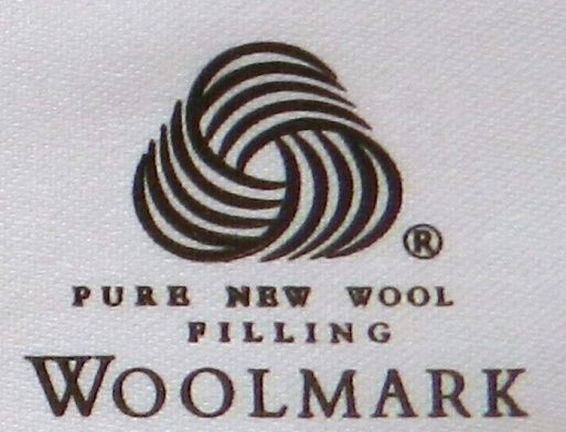 *MG* NZ Made 100% Wool Combo Duvet 550gsm Double