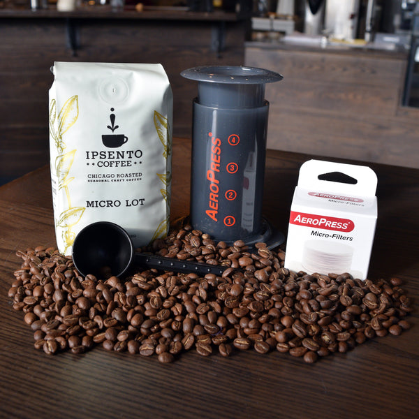 Aero Press Coffee Bundle