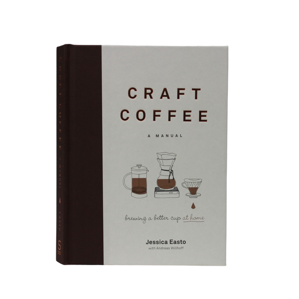Craft Coffee Book