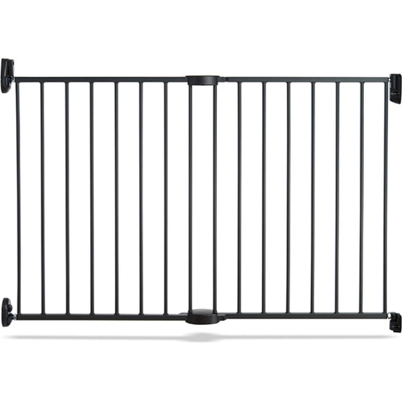 Push to Close™ Extending Metal Gate
