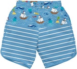 i play.® by green sprouts® Swim Trunks with Built-In Diaper