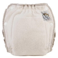 Mother-Ease: Sandy's Organic Fitted Cloth Baby Diaper
