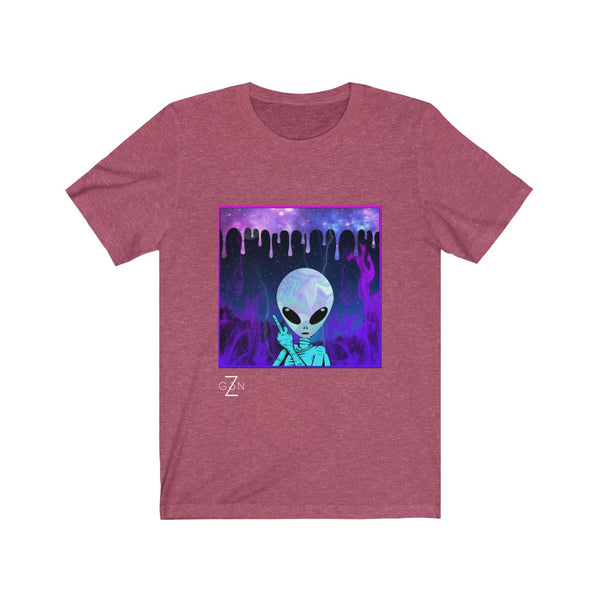 Alien Graphic Tee