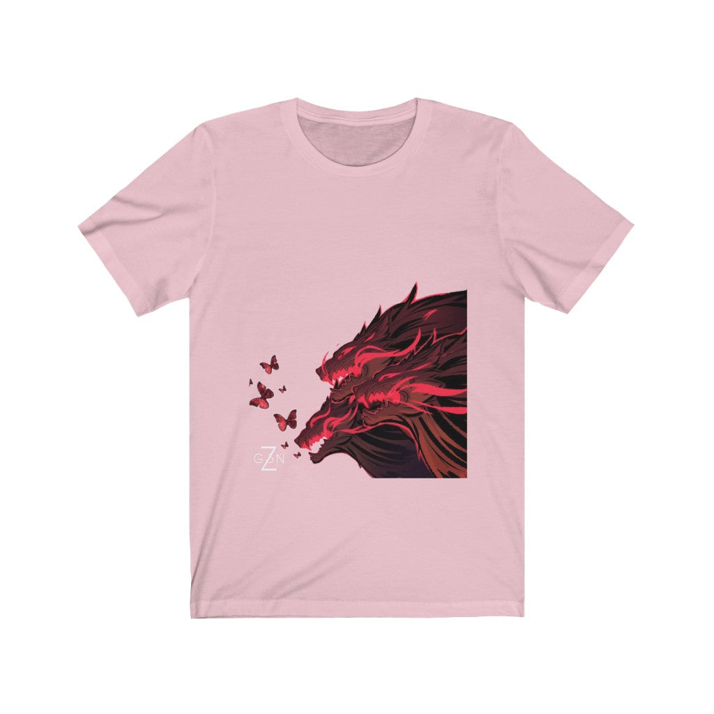 Fiery Roar Graphic Tee