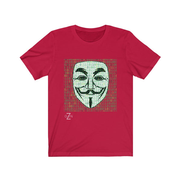 Anonymous Graphic Tee
