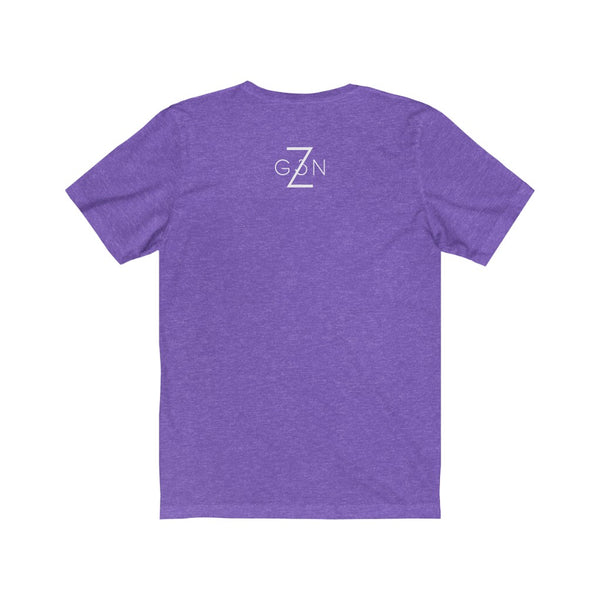 Icy Purple Graphic Tee