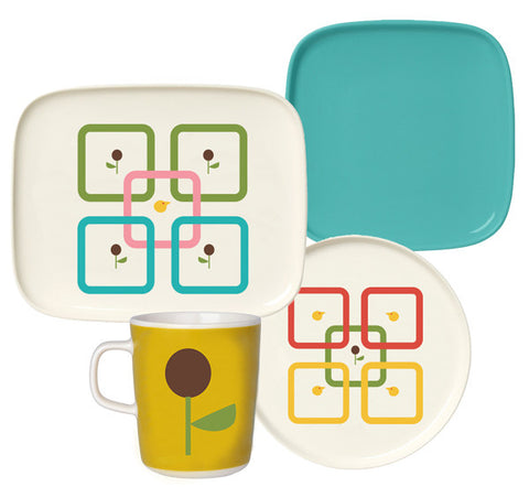 Printed Tableware