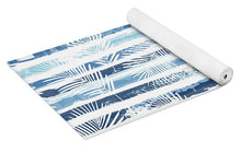 Load image into Gallery viewer, [Free Shipping] Yoga Mat - Blue Hawaii