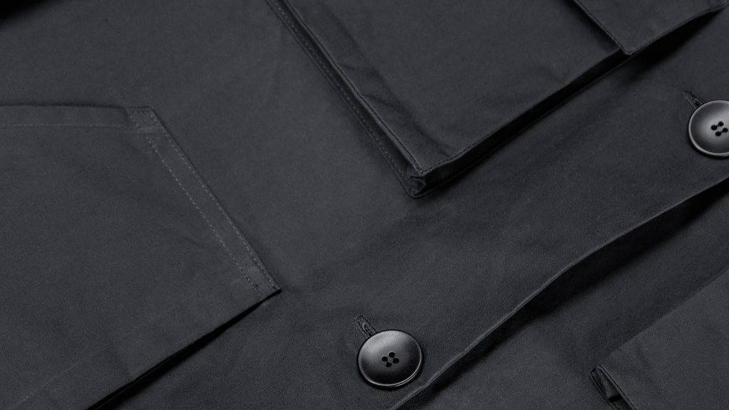 Features of the Commuter Jacket