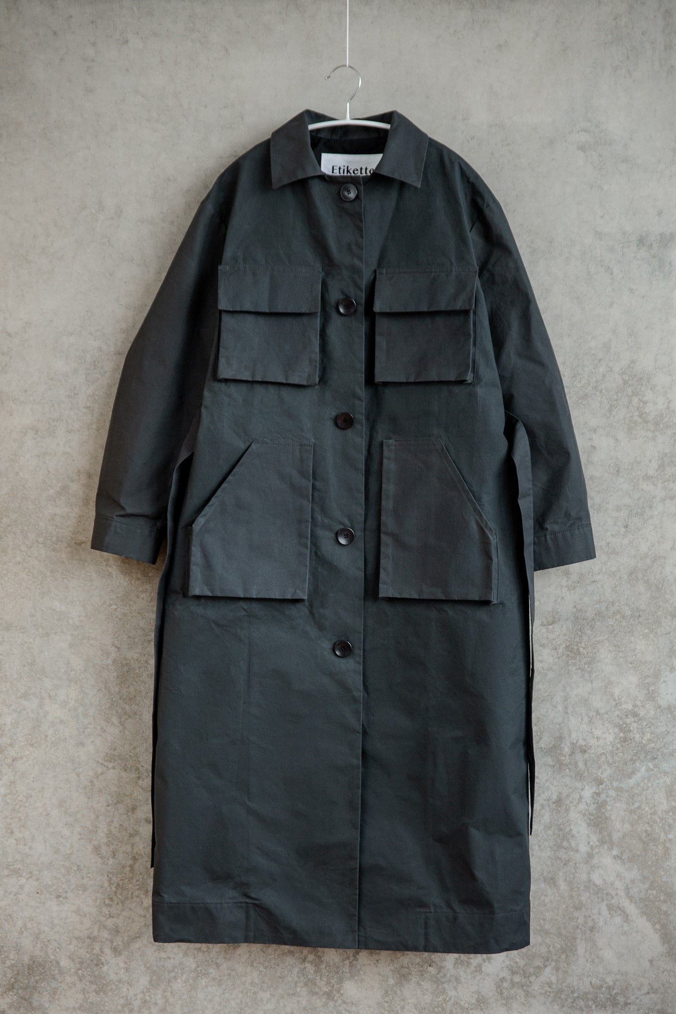 The Long Commuter Jacket #1