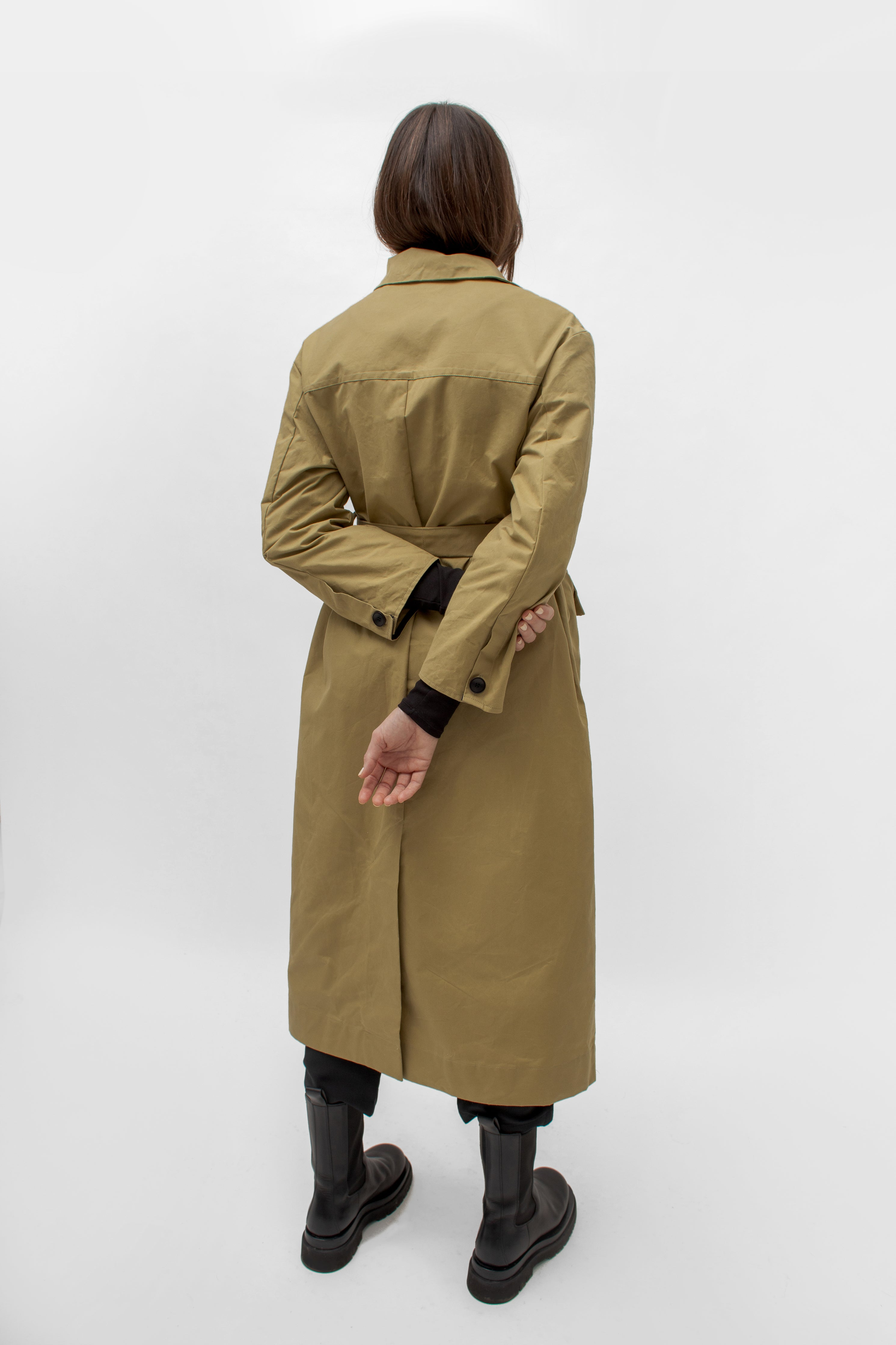 The Long Commuter Jacket #2