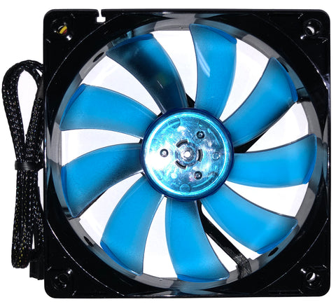 Water resistant circulation fan