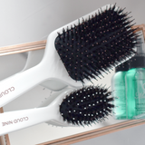 Luxury Boar Bristle Dressing Brush Mini