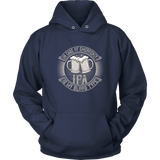 CRAFT BEER LOVER FUNNY HOODIE, IN CASE OF EMERGENCY, IPA IS MY BLOOD TYPE 1