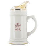CRAFT BEER LOVER FUNNY BEER STEIN, CRAFT BEER SNOB