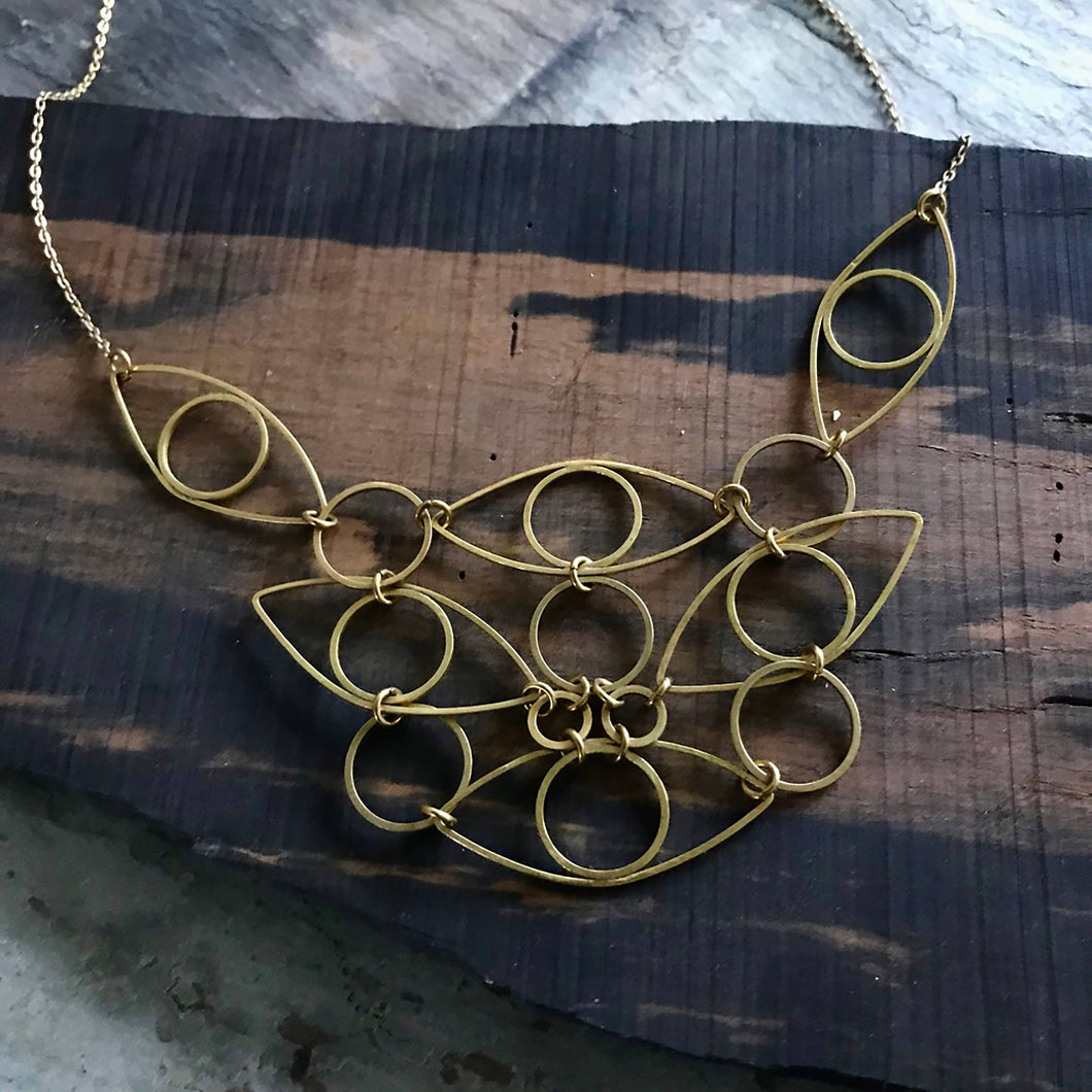Seer Bib Necklace