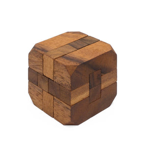 Hidden Passage Wooden Puzzle