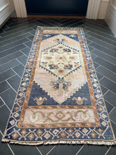 "Load image into Gallery viewer, Vintage Turkish Rug - ""Michelle"""