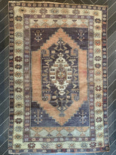 "Load image into Gallery viewer, Vintage Turkish Rug - ""Kaitlin"""